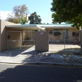 OAKDALE / Bellville HOME TO LET