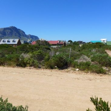 Vacant Stand in Betty's Bay - Overberg